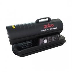 Generator aer cald Diesel Zobo ZB-K70 - Tun de aer cald 21 KW A4office