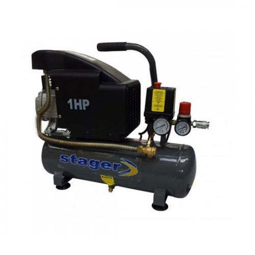Compresor STAGER HM1010K 6L 8BAR A4office