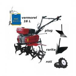 Motosapa HS 900   ROTI   RARITA  PLUG   Vermorel A4office