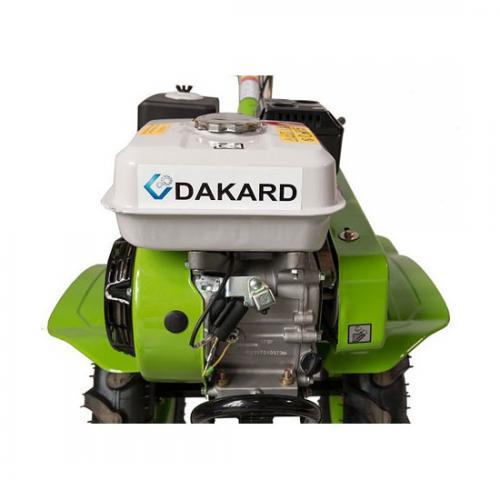 Motosapa DAKARD HS 500 motor 7 CP   pachet accesorii 3 A4office