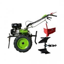 Motocultor DAKARD HS 1100 D motor 9 CP, roti 5.00x12   pachet accesorii A4office