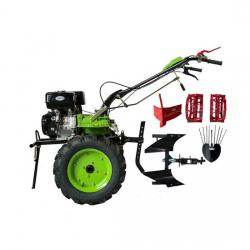 Motocultor DAKARD HS 1100 D motor 9 CP, roti 5.00x12   accesorii A4office
