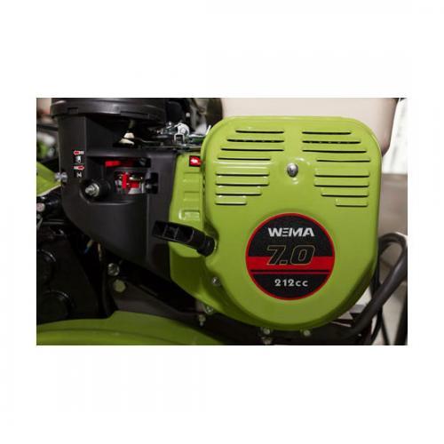 Motosapa DAKARD WM 900M-3 cu 7CP   pachet accesorii A4office