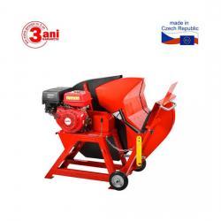 Fierastrau circular HECHT 890, 13 CP, 230 mm , motor 4 timpi, benzina A4office