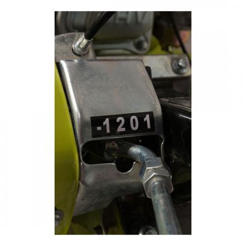 Motocultor DAKARD LY 500, Roti de cauciuc   Freze, 7 CP A4office