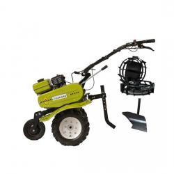 Motocultor DAKARD LY 500, Roti de cauciuc   Freze   Roti metalice   Plug arat, 7 CP A4office