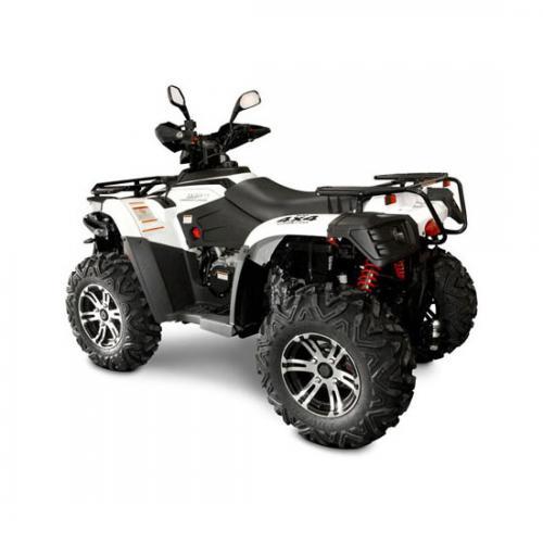 ATV LINHAI DRAGONFLY 500 S 4X4 '19 A4office