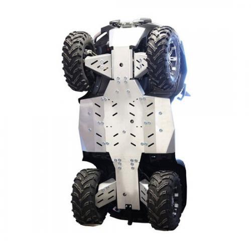 Scut protectie aluminiu full kit CF MOTO CForce 550 A4office