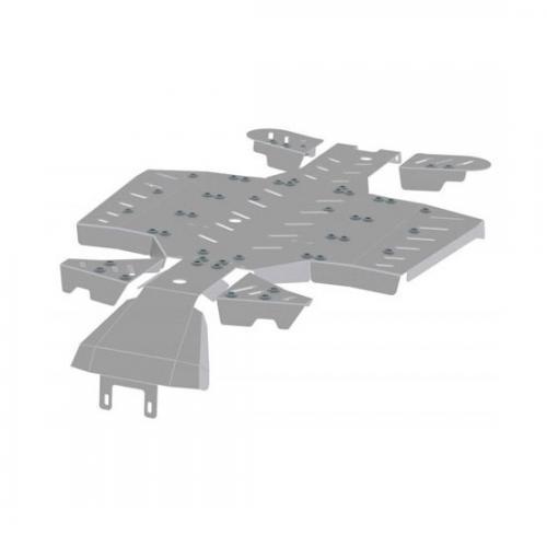 Scut protectie aluminiu CF MOTO CForce 450L-520L A4office