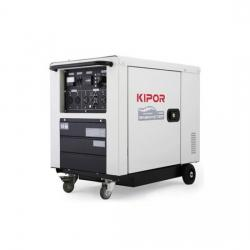 Generator DIGITAL KIPOR ID 6000(fara ATS) A4office