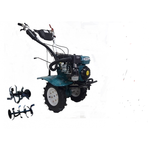 Motocultor DAKARD HS 1100 D motor 7 CP cu pachet accesorii A4office