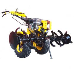 Motosapa ProGarden HS 1000B, 7CP, benzina, roti late A4office