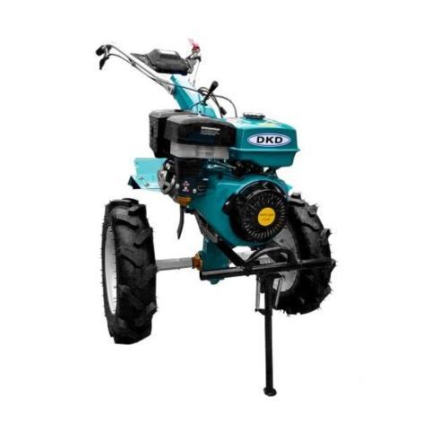 Motocultor DKD 1100D NEW cu motor 13CP Roti de cauciuc A4office