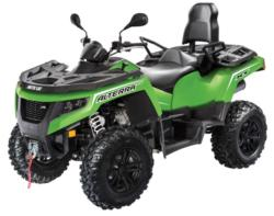 ATV ARCTIC CAT ALTERRA TRV 700 XT '17 A4office