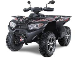 ATV ACCESS 650I TRANSASIA EPS 4WD BLACK '17 A4office