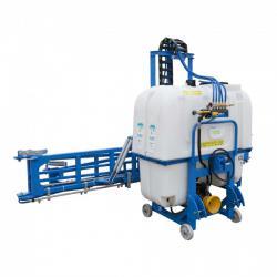 Erbicidator Bufer purtat 1000 litrii, 18m A4office