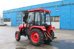 Tractor Konig  45 CP – Cu Cabina A4office