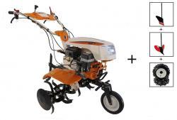 MOTOCULTOR O-MAC NEW 1000-S 8CP CU ROTI C. + PLUG + RARITA A4office