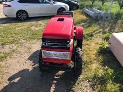 Tractor  Konig 18 CP Pachet Gratuit:Freza de pamant+Plug de arat A4office