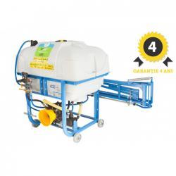 Masina de erbicidat Bufer, MET purtat 400-1000 litri, 12m A4office
