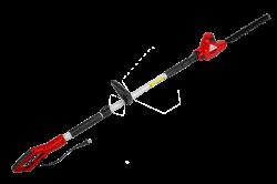 Hecht 640 Foarfeca de gradina electrica cu maner telescopic 450 W A4office