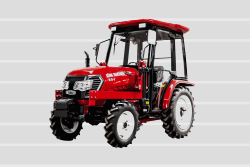 Tractor Konig  40 CP – Cu Cabina A4office