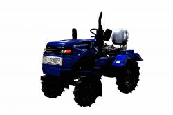 Tractor 15 CP Pachet Gratuit:Freza de pamant+Plug de arat A4office