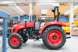 Tractor 45 CP A4office