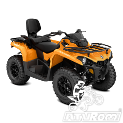 ATV  Can-Am Outlander MAX DPS 450 T3 '18 A4office