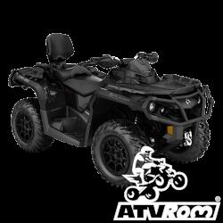 ATV  Can-Am Outlander MAX XT-P 1000 T3B ABS '18 A4office