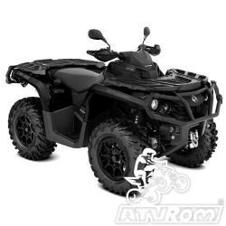 ATV  Can-Am Outlander XT-P 1000 T3B ABS '18 A4office