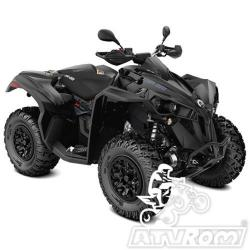 ATV  Can-Am Renegade X XC 1000 T3B ABS '18 A4office