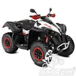 ATV  Can-Am Renegade X XC 650 T3B ABS '18 A4office