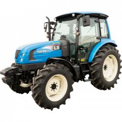 Tractor LS model PLUS100 CAB, 95 CP, franare pneumatica A4office