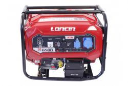 GENERATOR LONCIN 5,5 KW 220V CU AUTOMATIZARE A4office