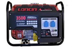 GENERATOR LONCIN 3,1 KW 220V - A SERIES A4office