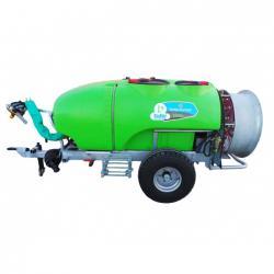 Atomizor tractat cu cadru zincat Bufer, 1000 litri A4office