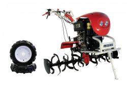 MOTOCULTOR LONCIN LC1440 DIESEL 9,5CP CU ROTI 5.00-12 A4office