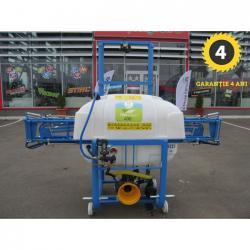 Erbicidator purtat Bufer 600 litri, 12m, Macara Hidraulica A4office