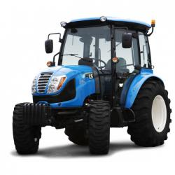 Tractor LS model XR50 CAB, 47 CP A4office