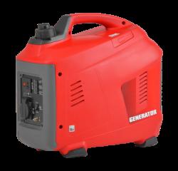 Generator de curent 1.7 CP, 1000 W Hecht GG 1000i A4office