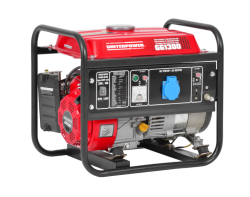 Generator de curent 2.4 CP, 1100 W HECHT GG 1300 A4office