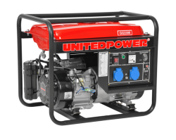 Generator de curent 7 CP, 3000 W HECHT GG 3300 A4office