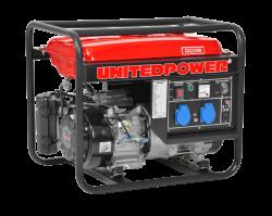 Generator de curent 7 CP, 3000 W HECHT GG 3300 A4office