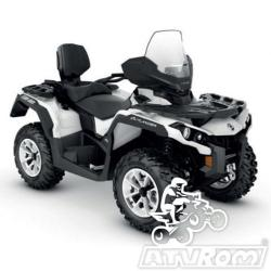 ATV  Can-Am Outlander MAX 650 North Edition '18 A4office
