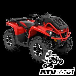 ATV  Can-Am Outlander X mr 570 '18 A4office