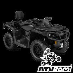 ATV  Can-Am Outlander MAX XT-P 1000R '18 A4office