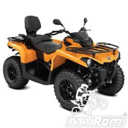 ATV  Can-Am Outlander MAX DPS 570 T3B ABS '18 A4office
