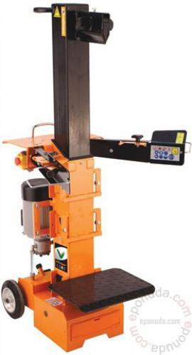 Despicator electric de busteni, Villager LS 8T - S 40432, 3 Kw, 400 mm, 8 T A4office