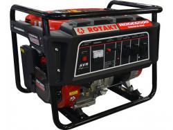 GENERATOR DE CURENT ROTAKT ROGE6500, 5.5 KW A4office